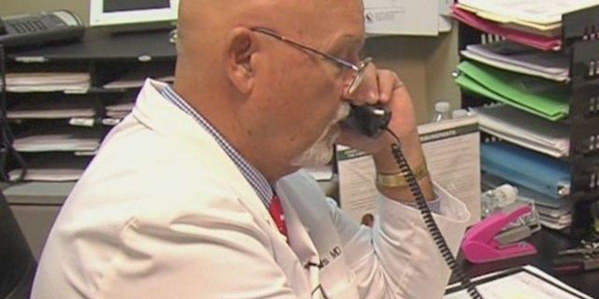 Doctors inundated with medical marijuana calls