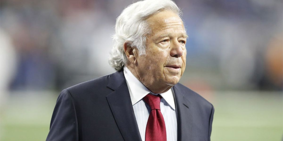 Robert Kraft's attorneys file new argument to keep surveillance video evidence sealed in prostitution case