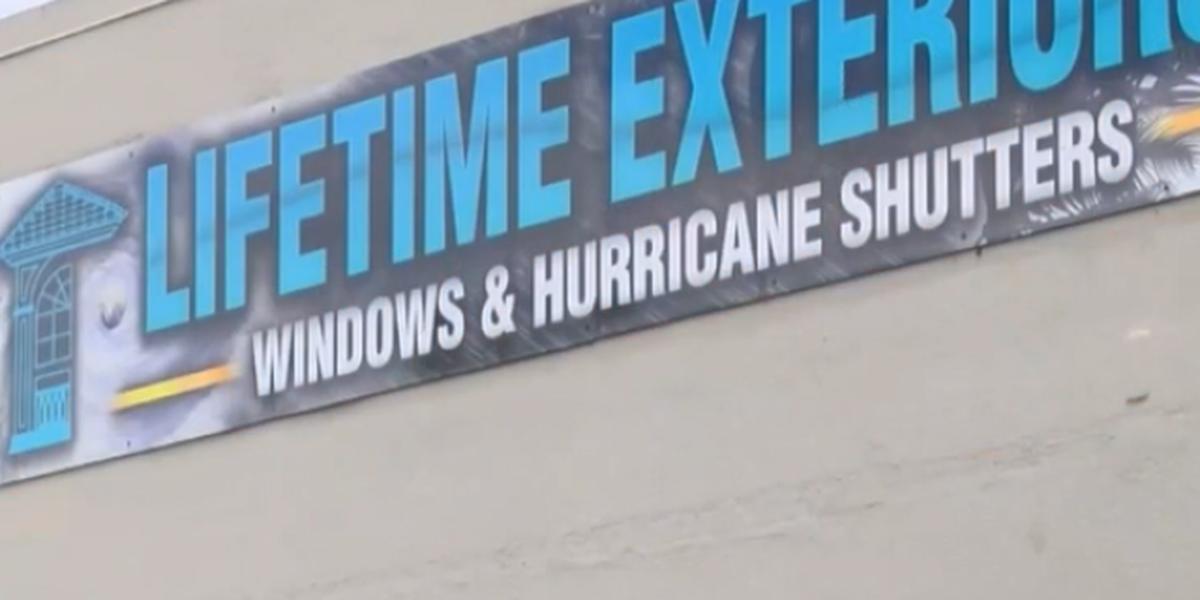 Coronavirus pandemic delaying hurricane windows manufacturing