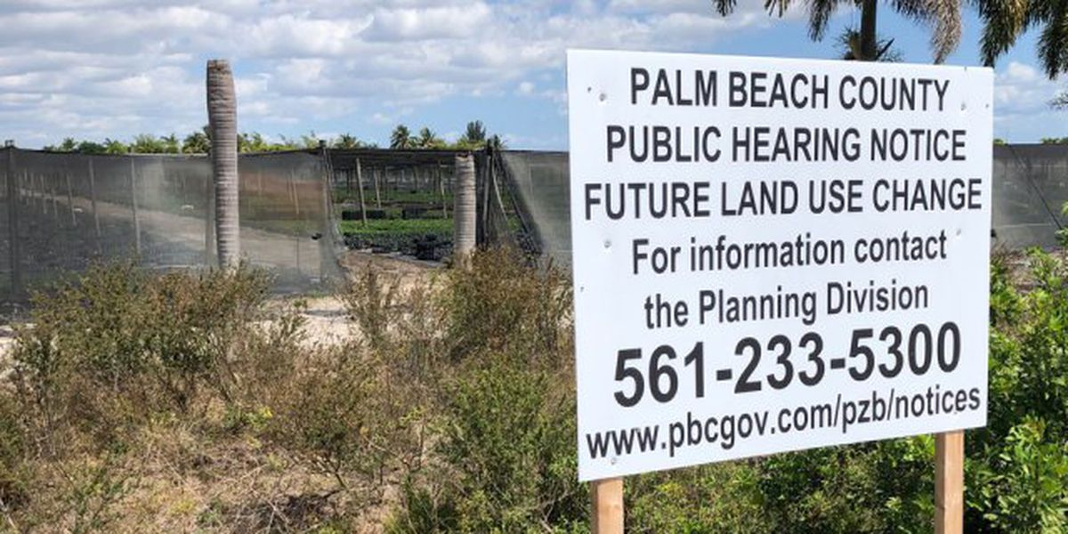 Palm Beach County group rejects Kushner warehouse plan