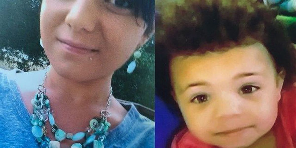 Missing mom, 2-year-old daughter found safe