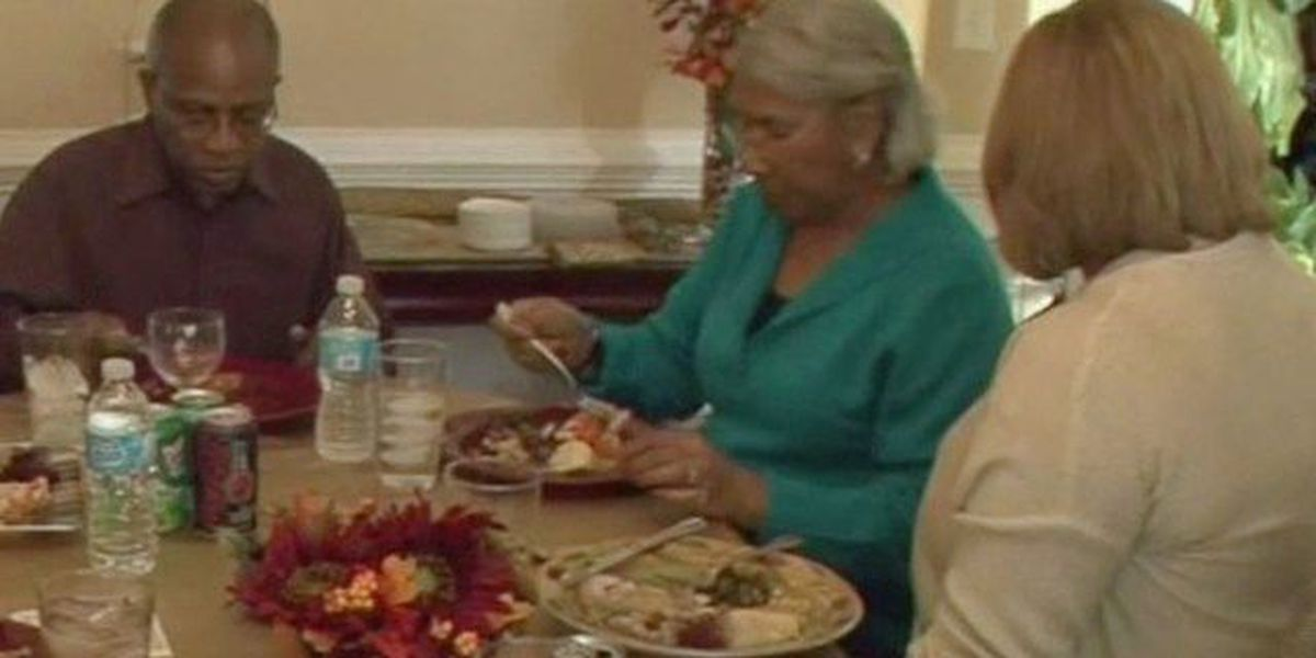 Dealing with Thanksgiving Day table talk