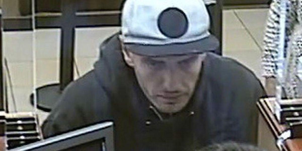 FBI: Suspected serial bank robber arrested