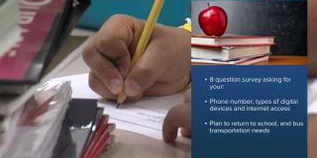 Palm Beach County Schools parent questionnaire due Monday