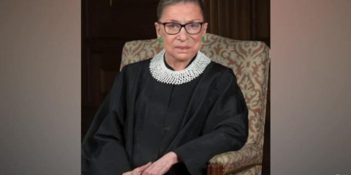 South Florida inspired by Justice Ruth Bader Ginsburg