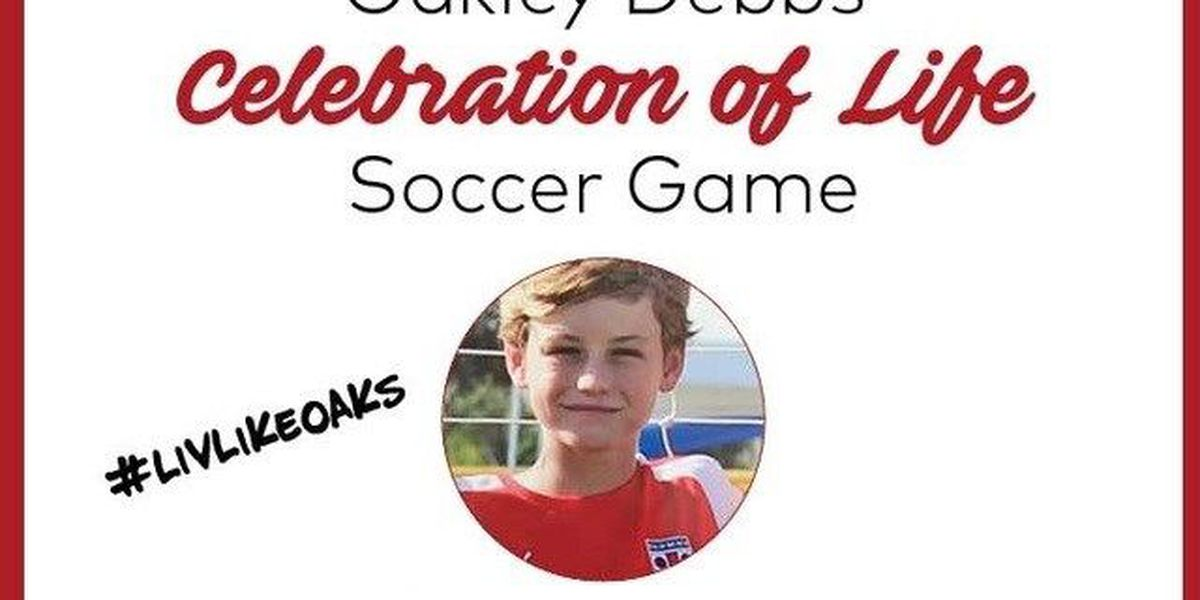 Soccer benefit held in Palm Beach to honor boy