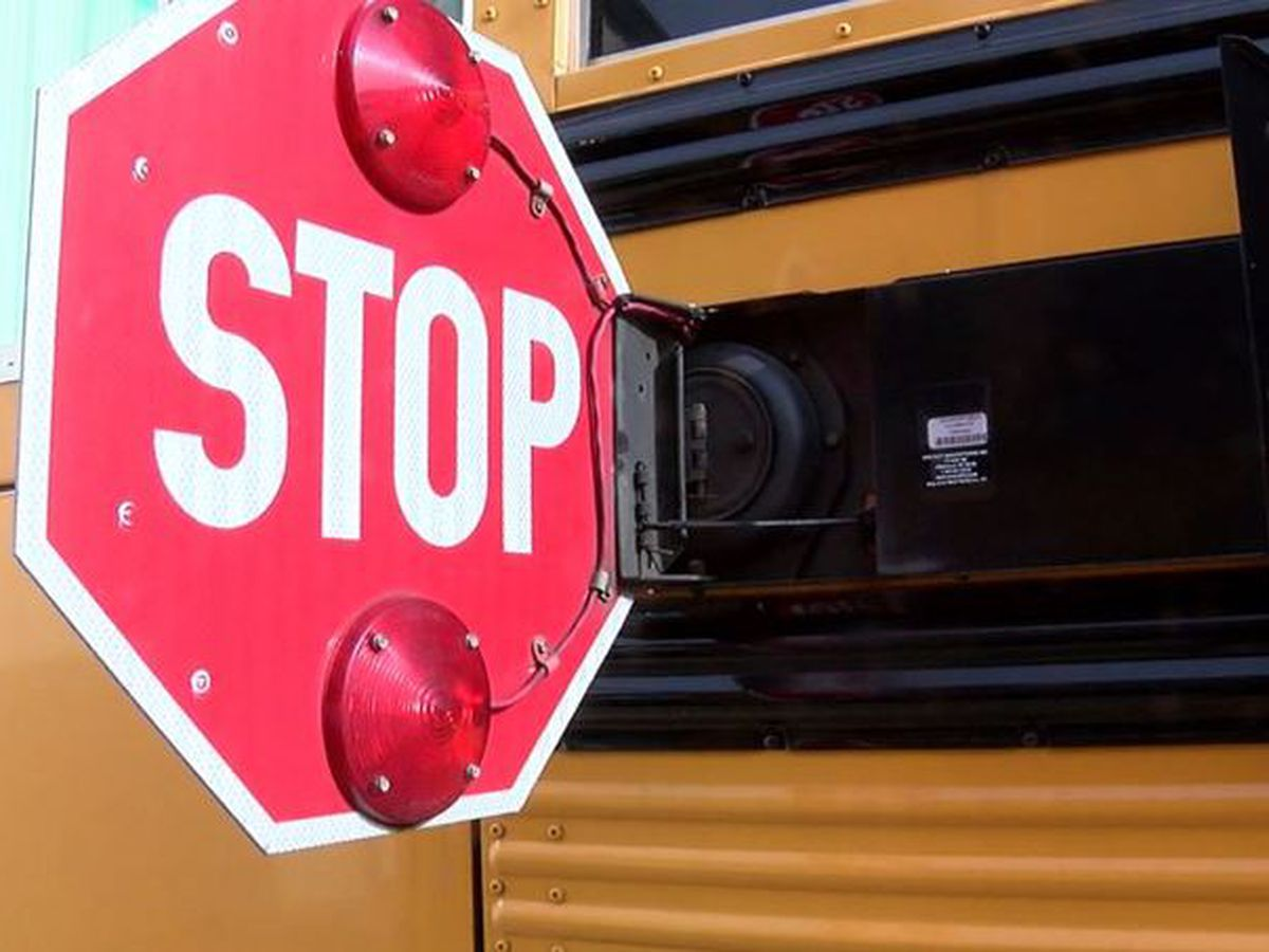 Okeechobee students asked to stop lying in road