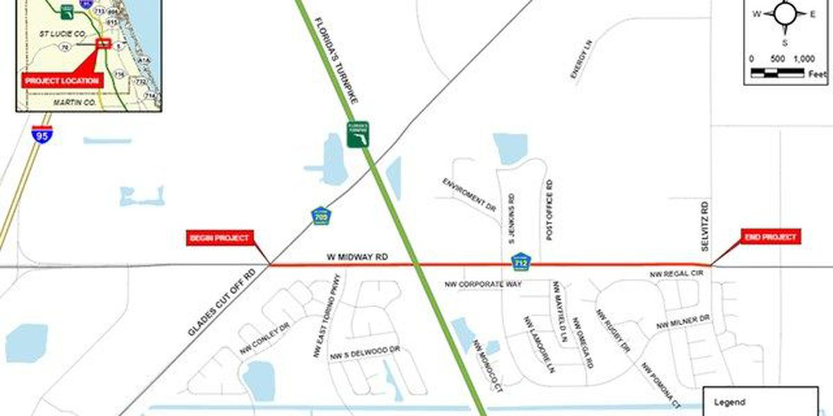 FDOT asks for input on St. Lucie road project