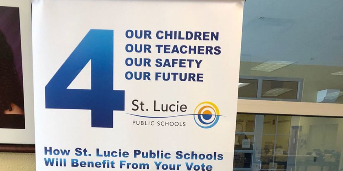 Tuesday is the deadline for ballots in St. Lucie County school referendum