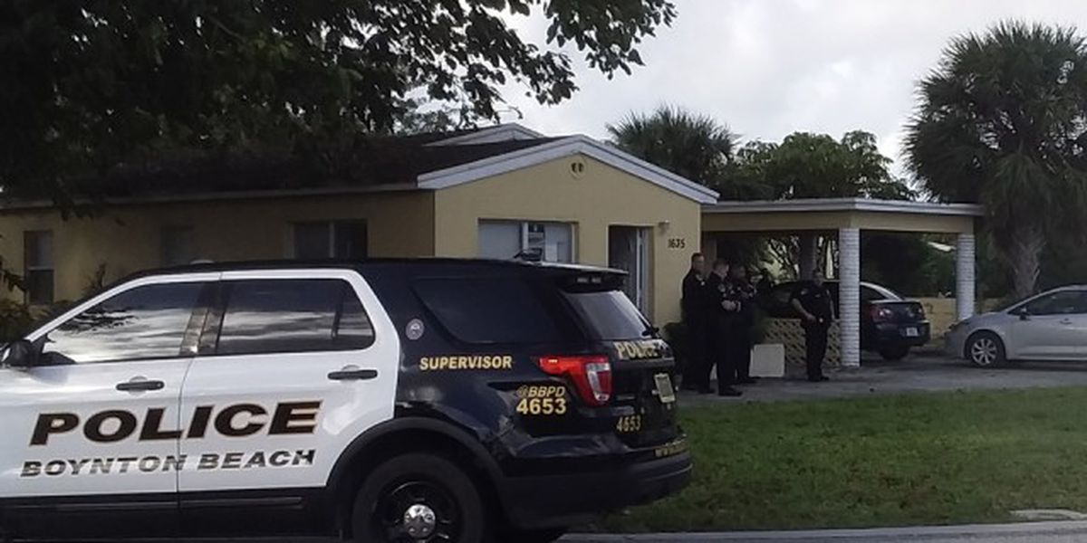 Woman fatally shot after gun discharges inside Boynton Beach house