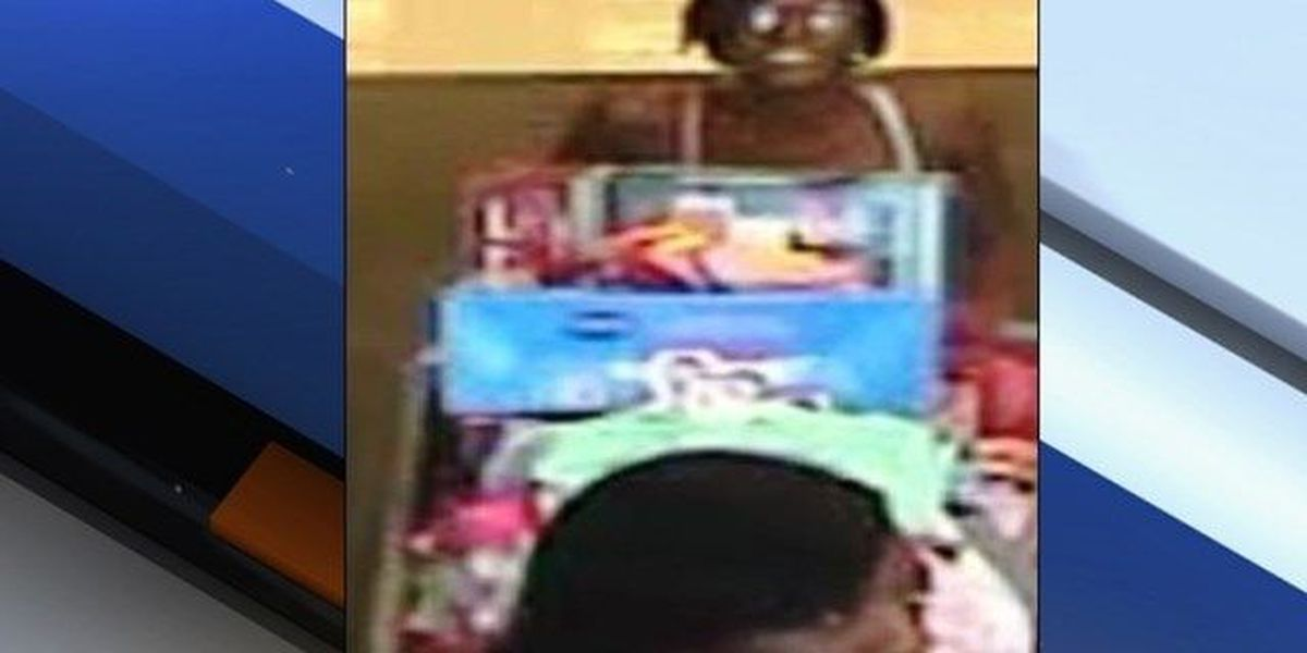 Suspect wanted for shoplifting at local Target