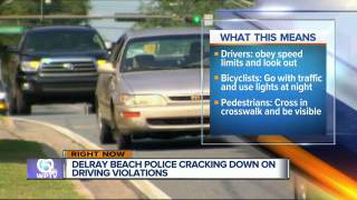 Delray Beach police increasing patrols at 3 locations
