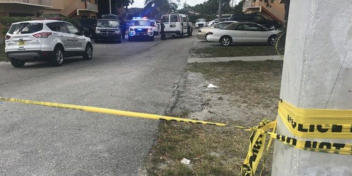 Teen arrested in fatal Delray Beach shooting