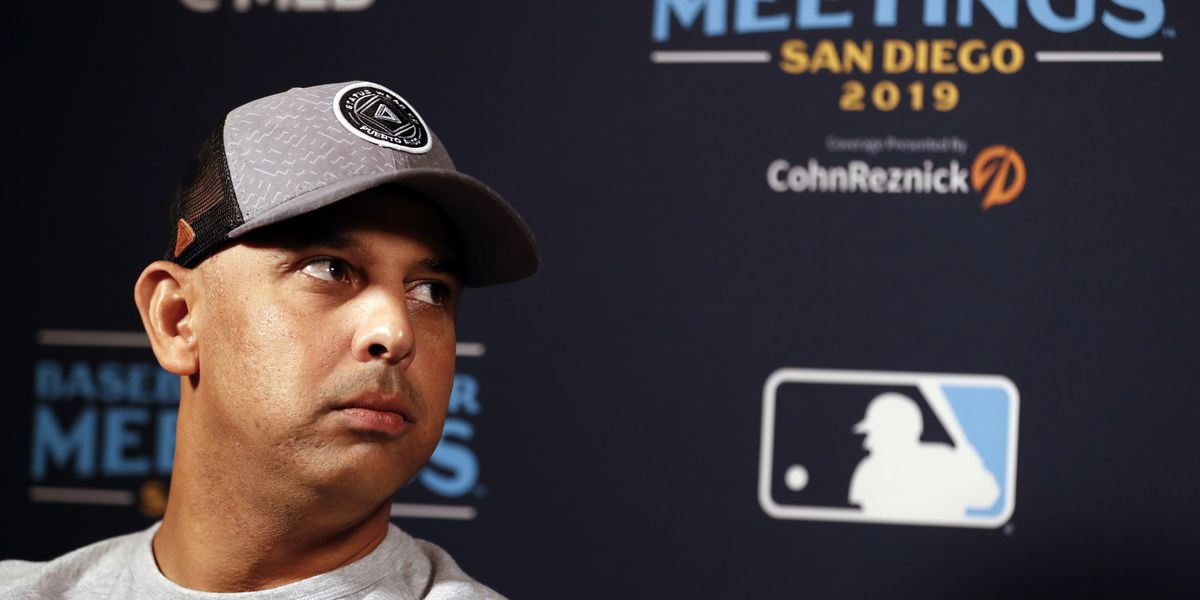 Red Sox manager Alex Cora fired in sign stealing scandal