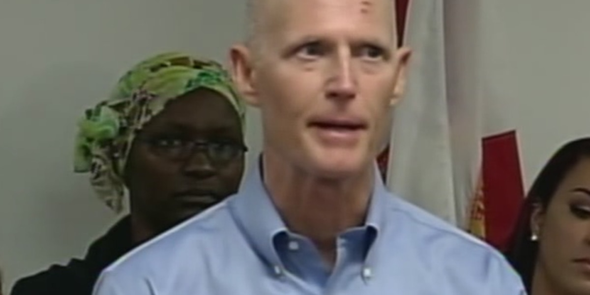 Gov. Scott to tour the St. Lucie River