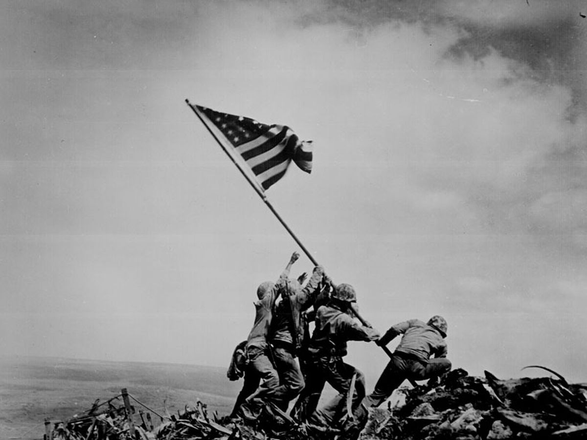 Family reflects on WWII soldier finally recognized in iconic Iwo Jima photo
