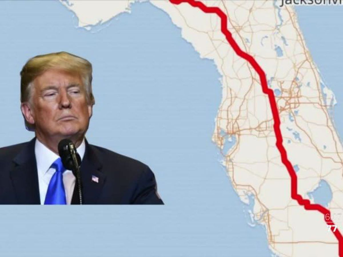 Palm Beach Co. commissioner balks at renaming road after Trump