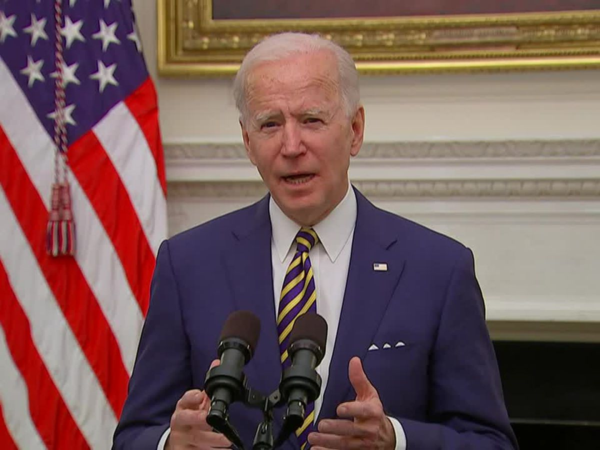 Biden orders end of federally run private prisons