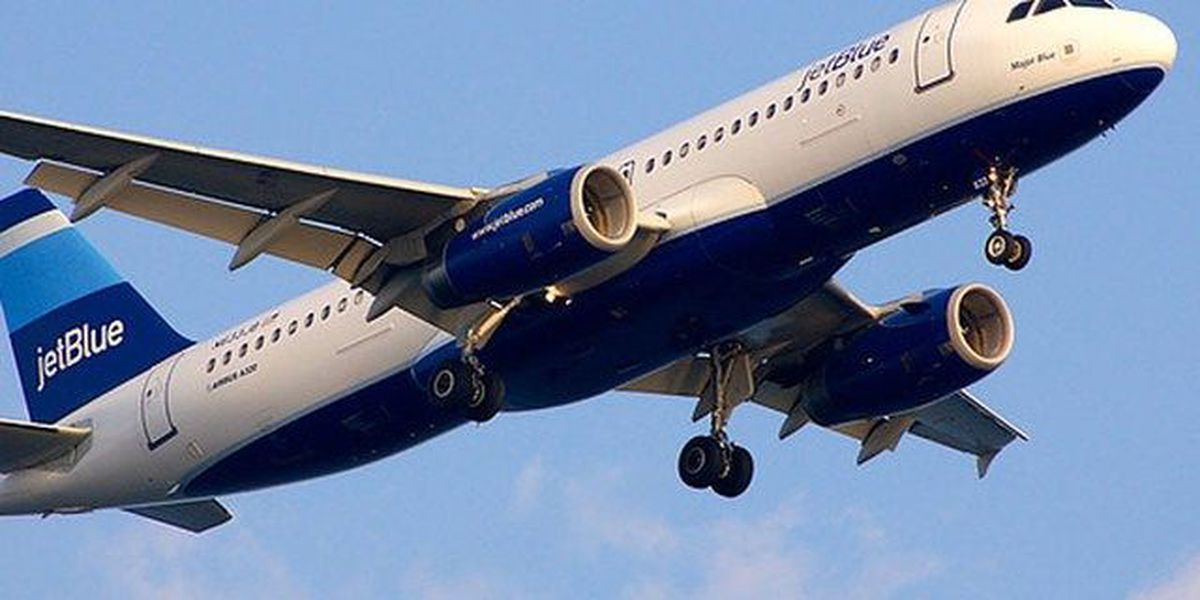 JetBlue pilot accused of flying drunk