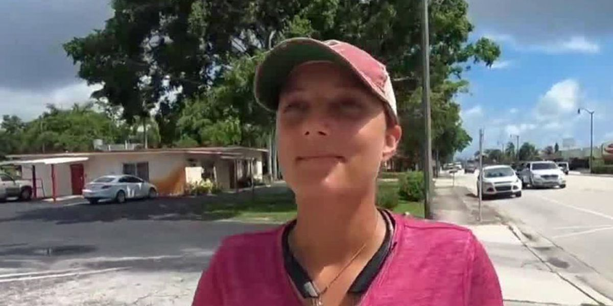 Woman walks more than 2,000 miles from Maine to Key West for overdose awareness