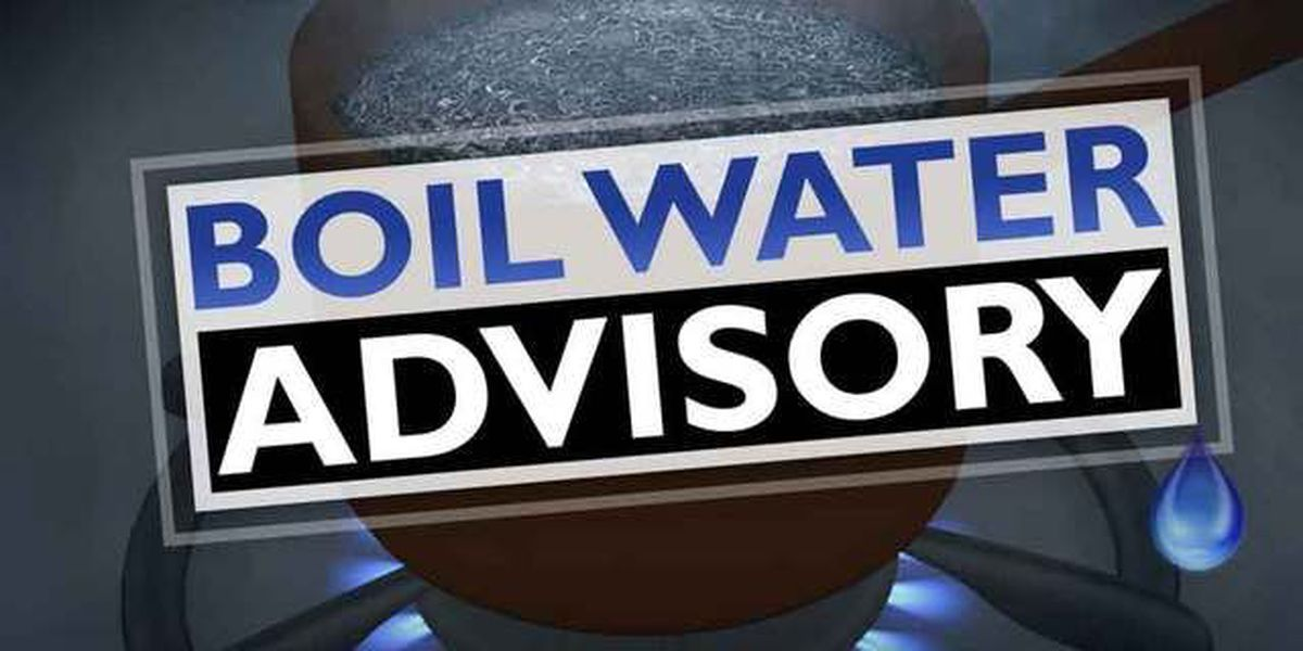 Boil water notice for part of Fort Pierce