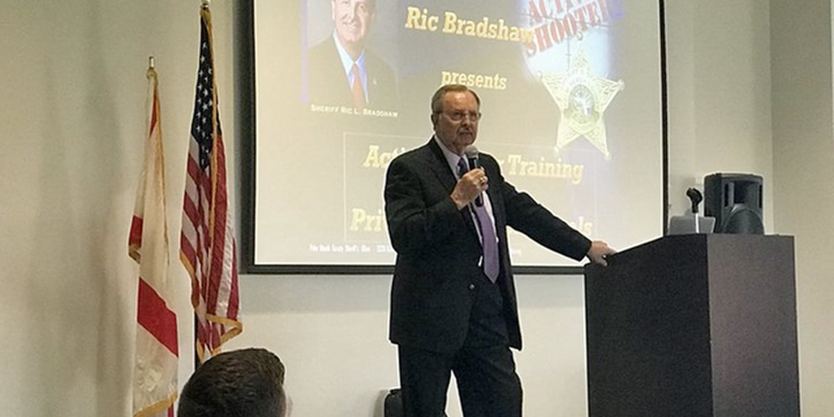 Study: PBSO well prepared for active shooters