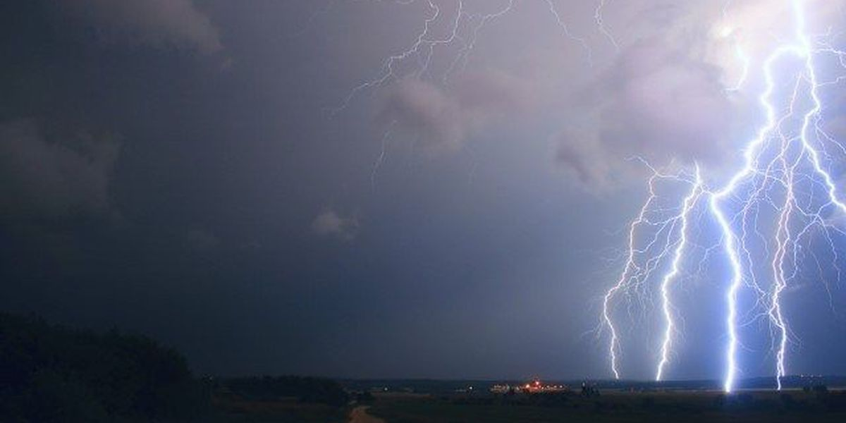 Number of lightning fatalities on track to be highest in 5 years