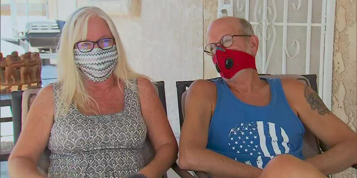 Formerly disbelieving, Nevada couple who suffered from COVID-19 expresses regrets
