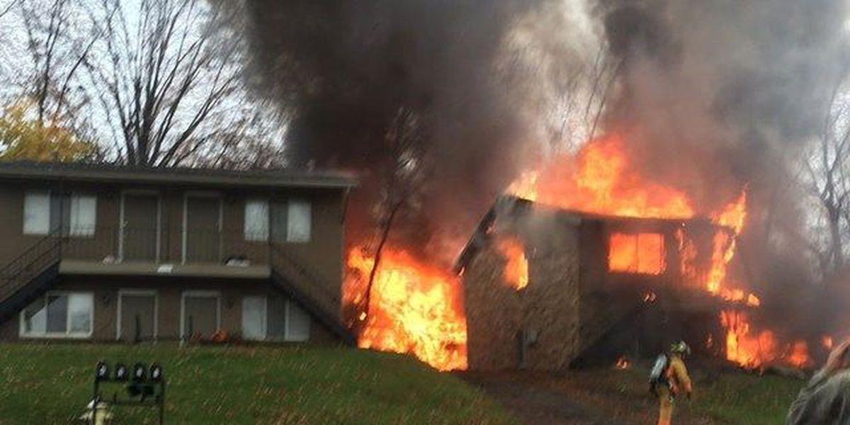 Families in 'disbelief' after plane crash kills 9