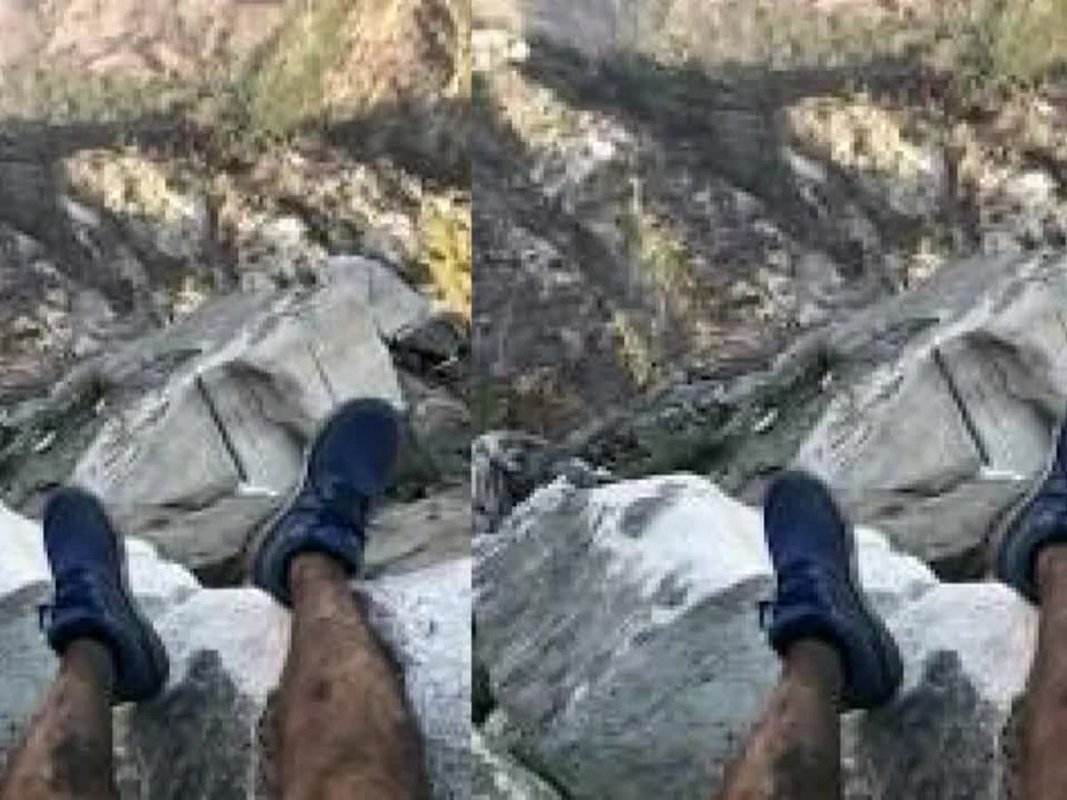 Photo texted to friend helps find hiker lost in Calif. woods