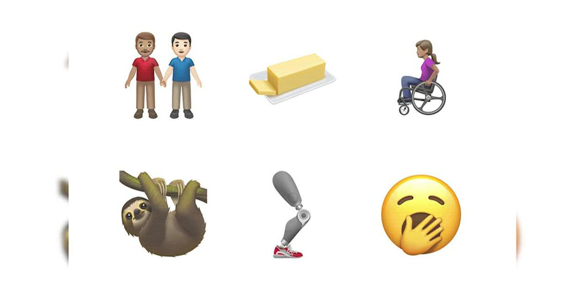 Apple unveils new emoji coming this fall