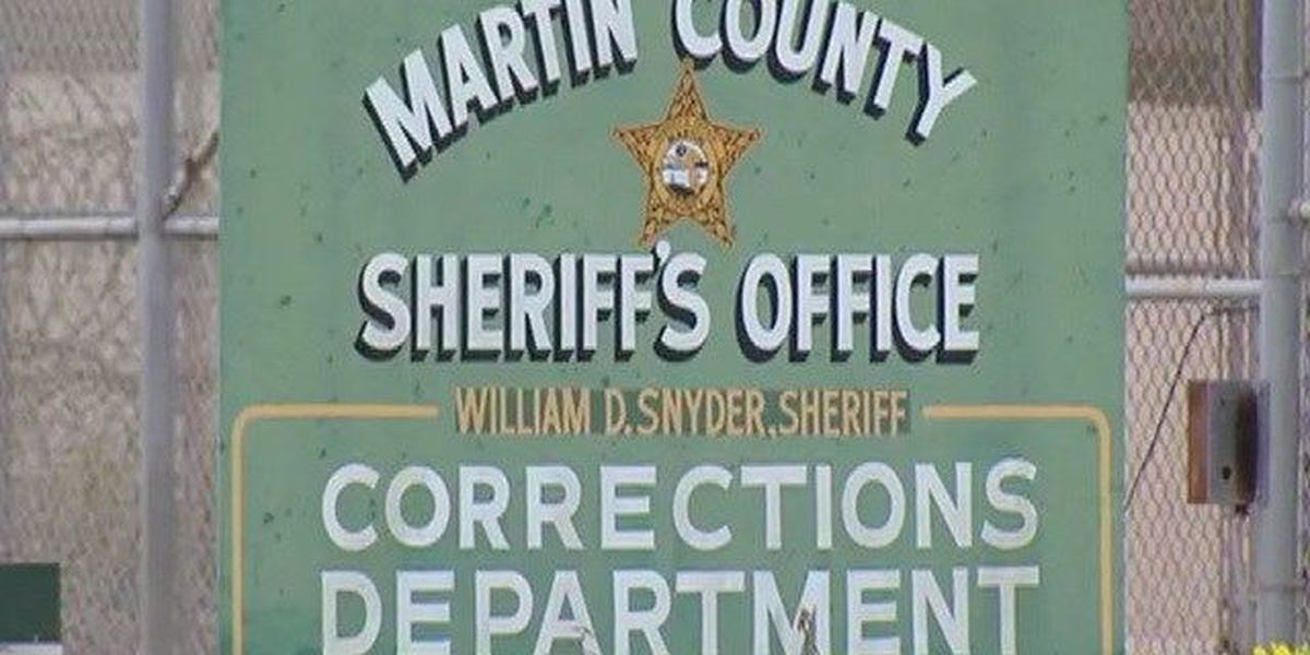 Employee working for Martin County leaves inmates unsupervised