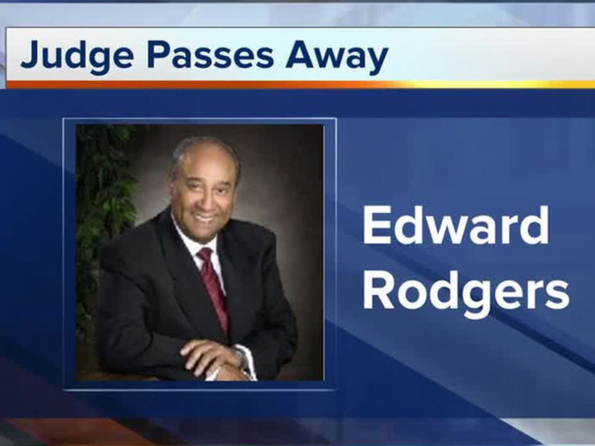 Civil right pioneer Judge Rodgers dead at 91