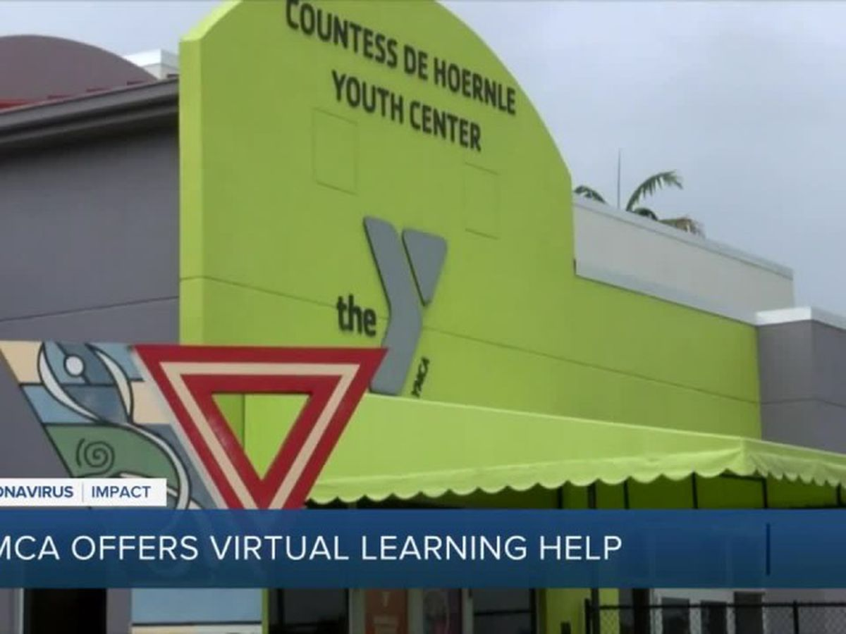 YMCA prepared to assist students with distance learning