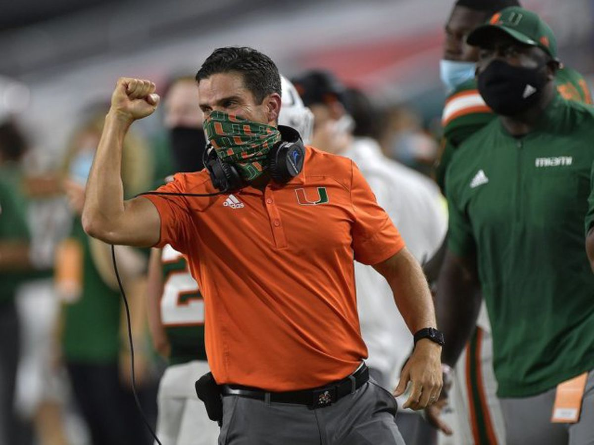 Miami moves into top 10 after dominating win vs. FSU