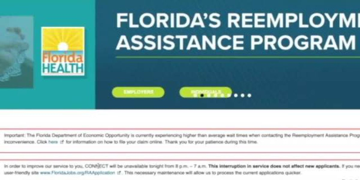 Florida set to release December unemployment report