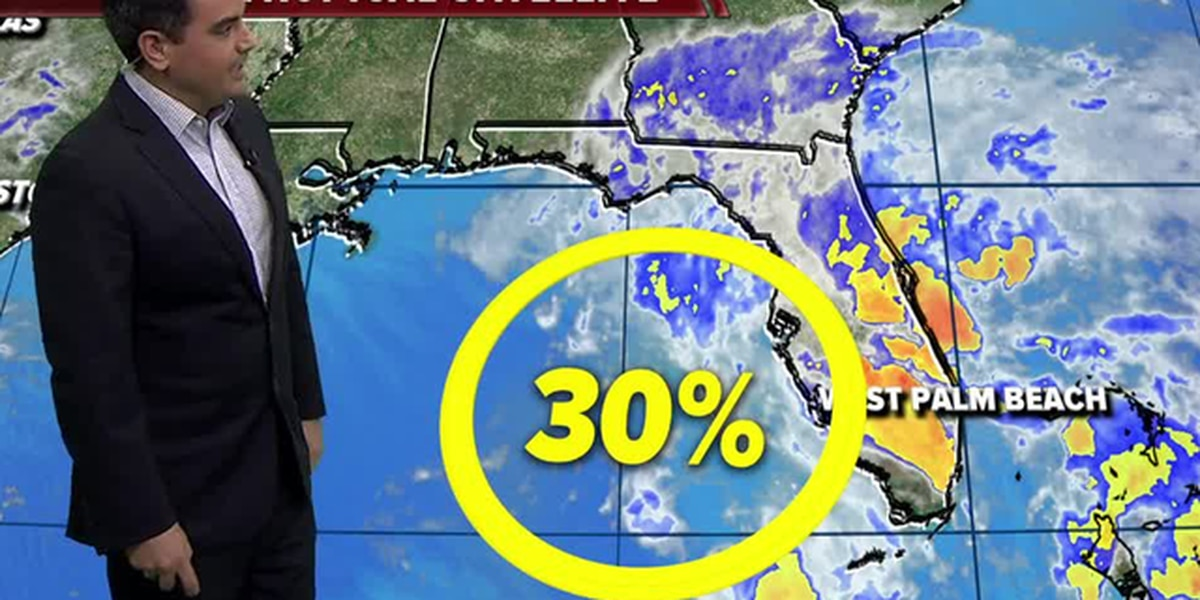 System in the Gulf of Mexico has 10% chance for development through 5 days