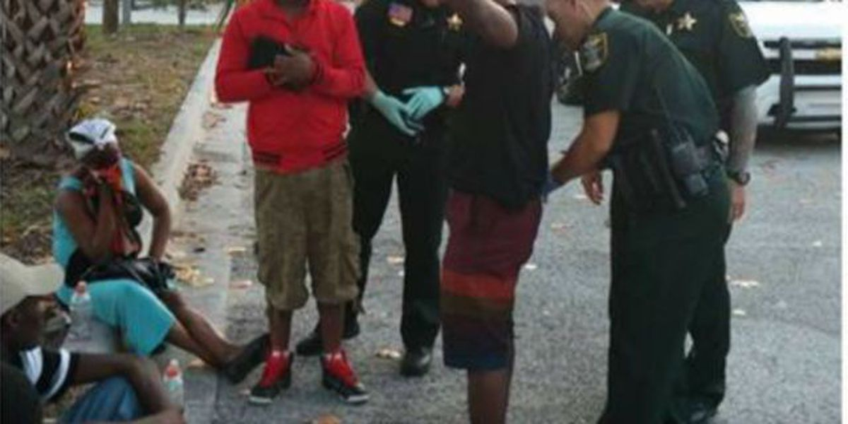 Eight refugees in custody in Martin County