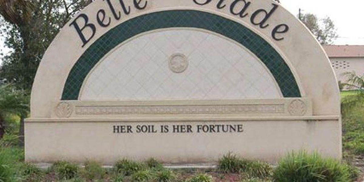 Gov. Scott in Belle Glade for new business