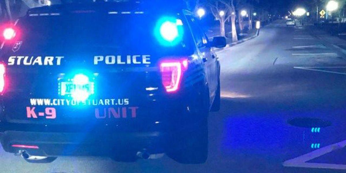 Gunman who shot Stuart woman still on the loose