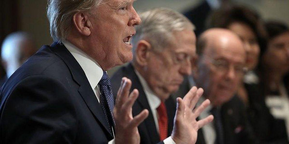 Trump says send NYC attacker to Guantanamo