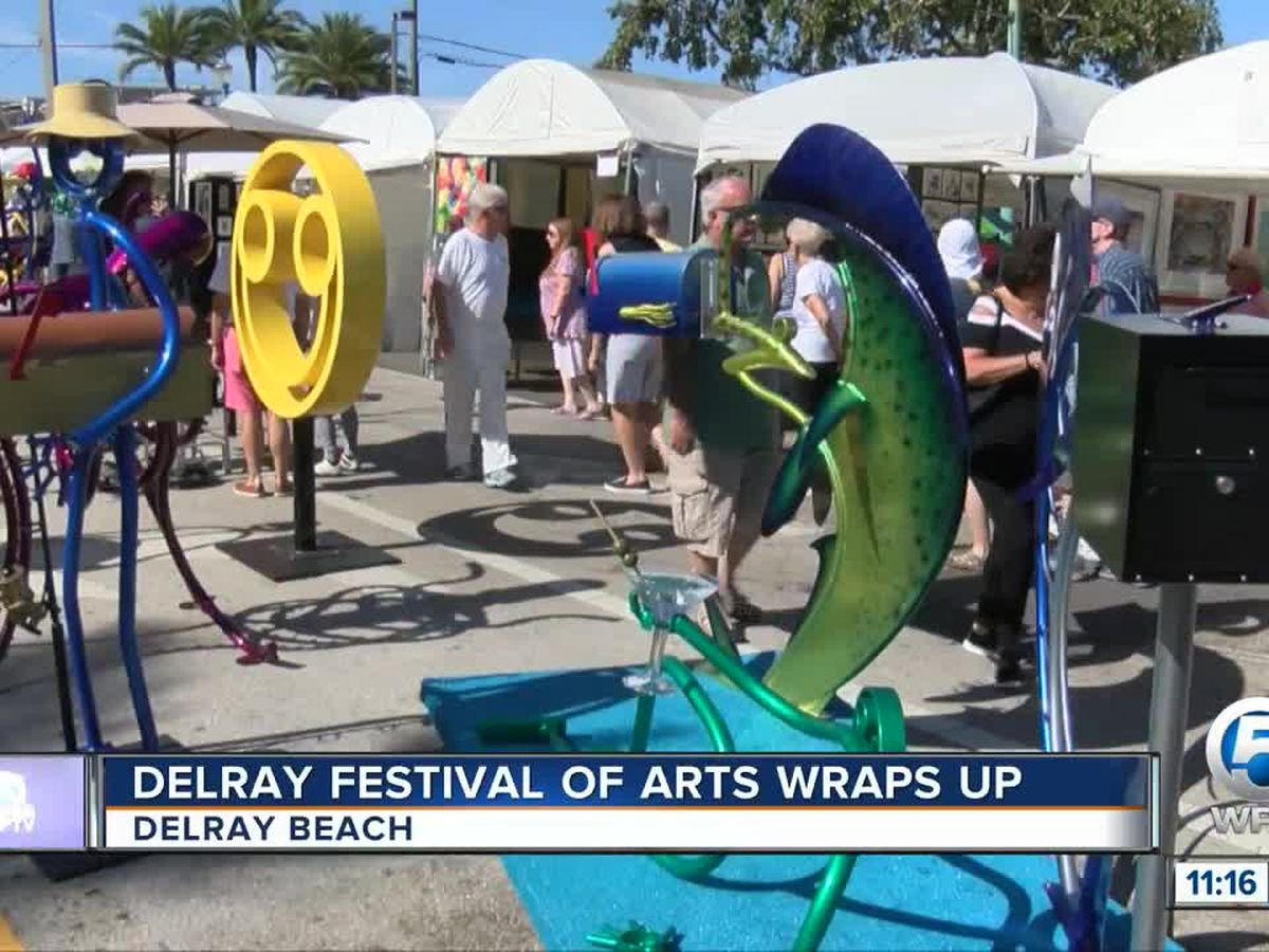 31st annual Downtown Delray Beach Festival of the Arts
