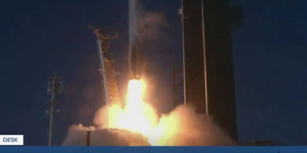 SpaceX scrubs Thursday's launch of Falcon 9 rocket from Kennedy Space Center