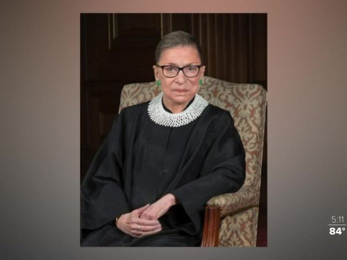 South Florida inspired by Justice Ruth Bader Ginsburg