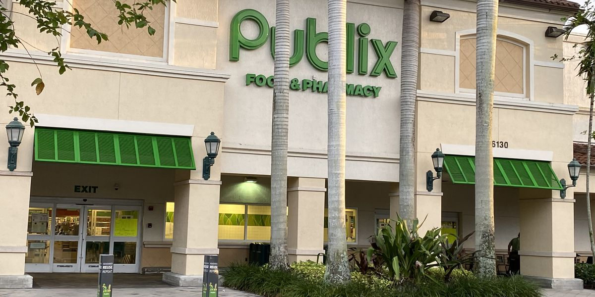 Employee at Publix near testing site tests positive for coronavirus