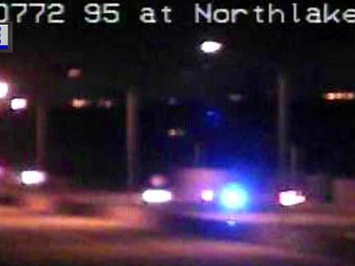 Person found stabbed at I-95 and Northlake Boulevard in Palm Beach Gardens