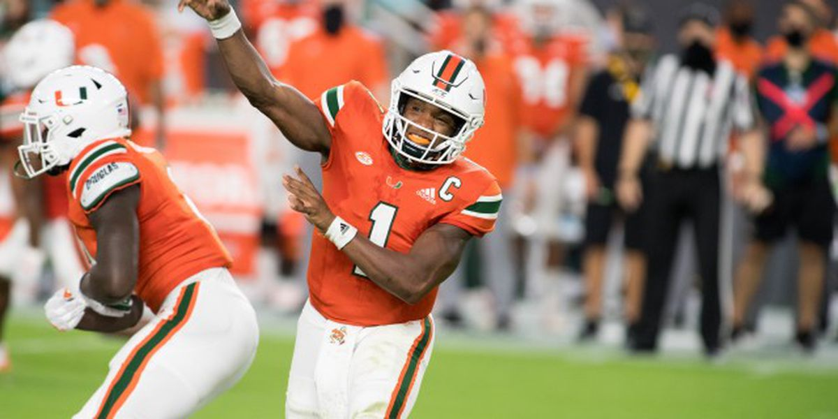 King, Hurricanes defeat UAB in season opener