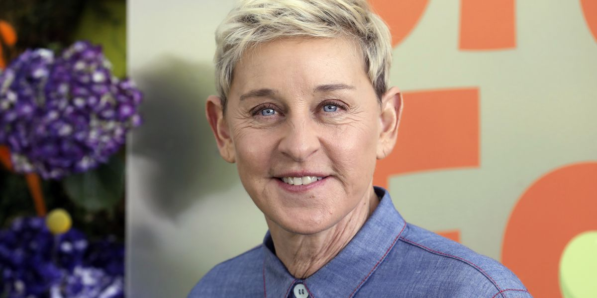 DeGeneres apologizes to show's staff amid workplace inquiry