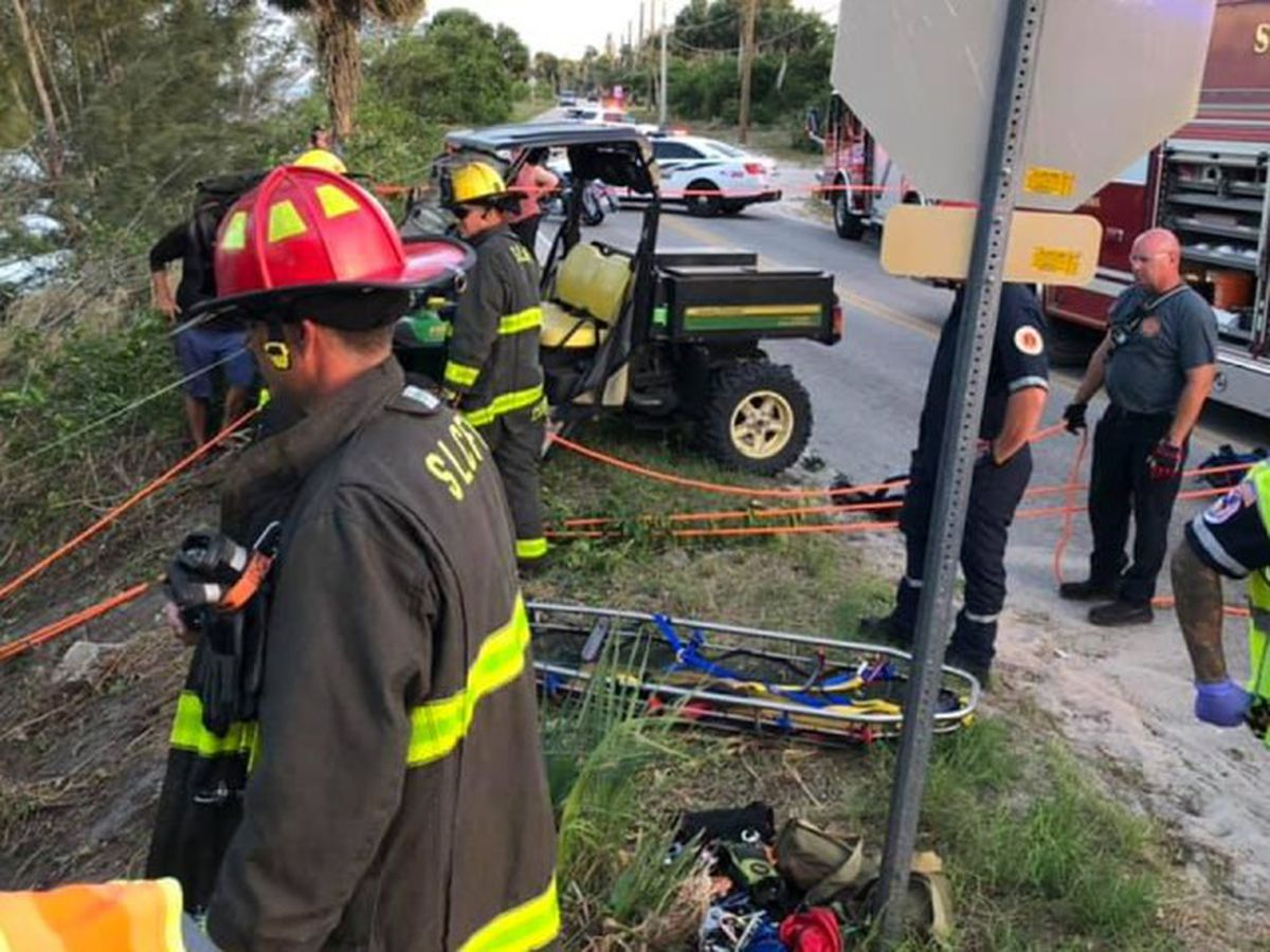 1 killed, 1 injured in crash at Indian River Drive and Walton Road