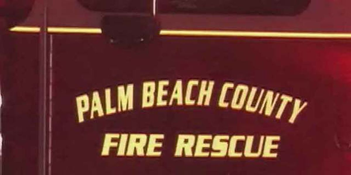 Four displaced after house fire in Lake Worth